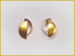 925 Silber, 900 Gelbgold