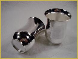 Becher, 925 Silber