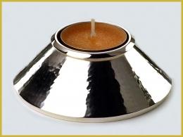 Teelichtleuchter, 925 Silber